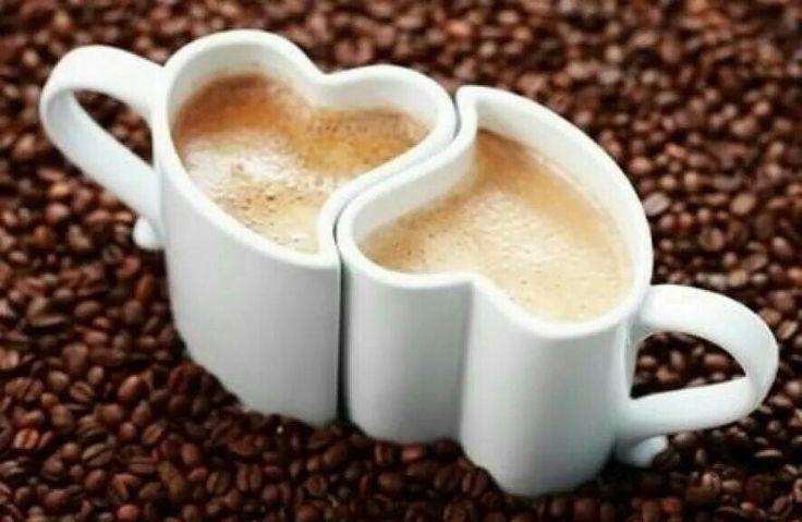aşk için kahve