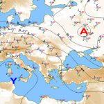 Meteoroloji haritası nedir?