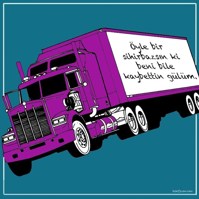 kamyon arkası mesajları