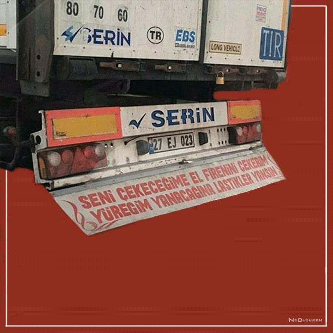 kamyon arkası yazıları
