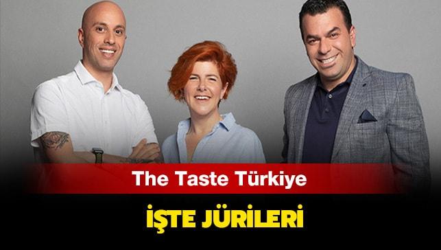 the taste turkiye jurileri kimler aksam