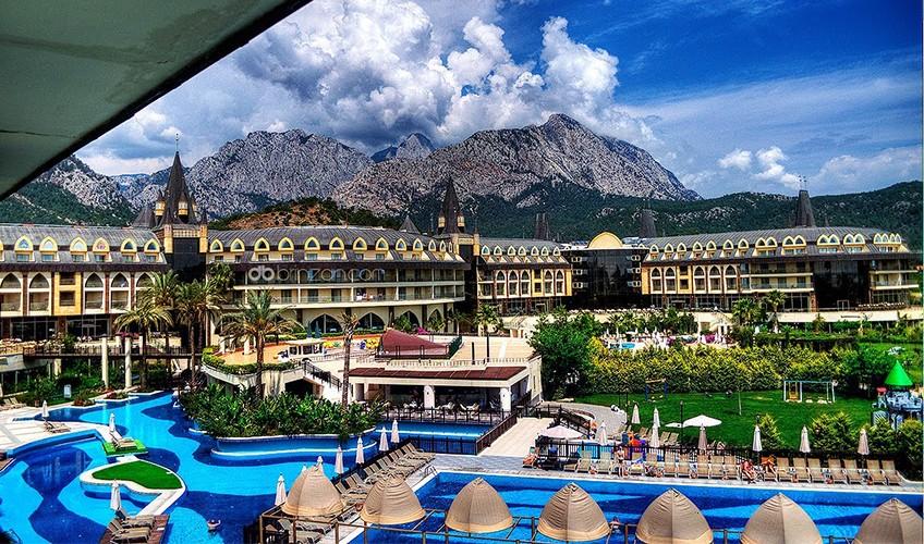 antalya kemer en iyi oteller amara prestige elite hotel