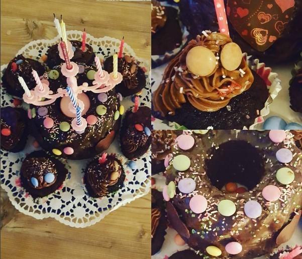 2018 resimli doğum günü mesajları - Gönüllerimizde hiç yerin eksik olmazken yanımızda olman ne de güzel iyi ki doğmuşsun. Doğum günün kutlu olsun canım...