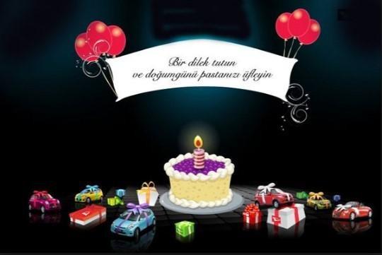 2018 resimli doğum günü mesajları - Yılların sormadığı, yolların yormadığı, arkadaşların unutmadığı bir ömür için bu doğum günün yeni bir başlangıç olmasını dileriz.. Doğum günün kutlu olsun…