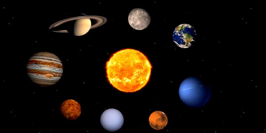 gezegenler ve bilinmeyen ilginc ozellikleri egezegenler