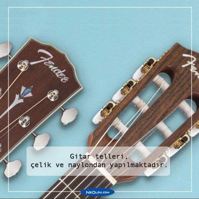 gitar hakkında bilgi