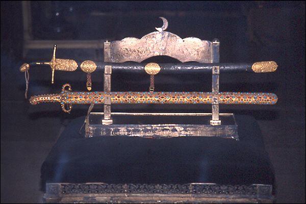 hz muhammed'in kılıcı