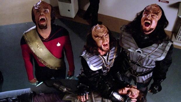 klingons screaming