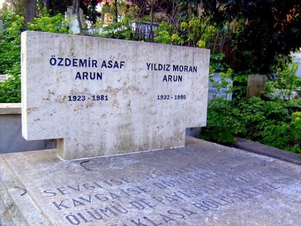 ozdemir-asaf-mezar