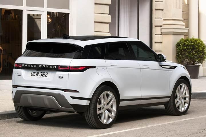 2019 Range Rover Evoque, Velar'a çok benzeyen tasarımıyla tanıtıldı