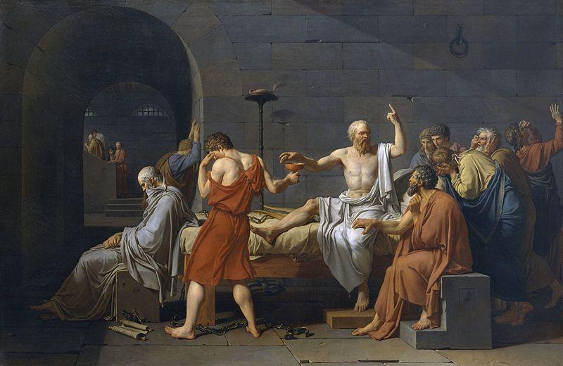 Sokrates'in Ölümü (1787)