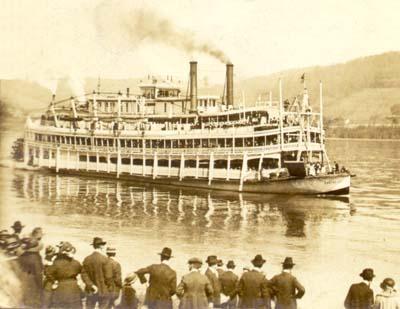 ilk buharlı gemi ne zaman nerede kim tarafından icat edilmiştir