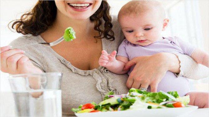 emziren anneler ne yemeli emzirirken nasil beslenmeli hangi yiyecekleri tuketmeli