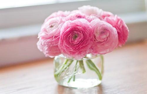 çiçek yazıları ekleyin