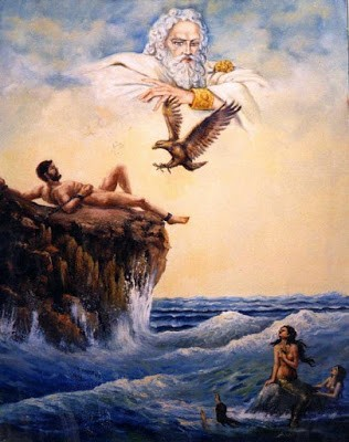 prometheus efsanesi