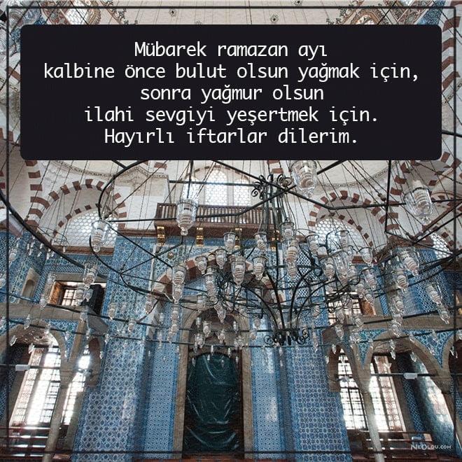 iftar sözleri