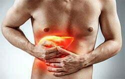 karaciğer ağrısı liver pain