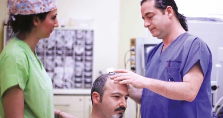 Op. Dr. Fatih Dağdelen saç ekimi