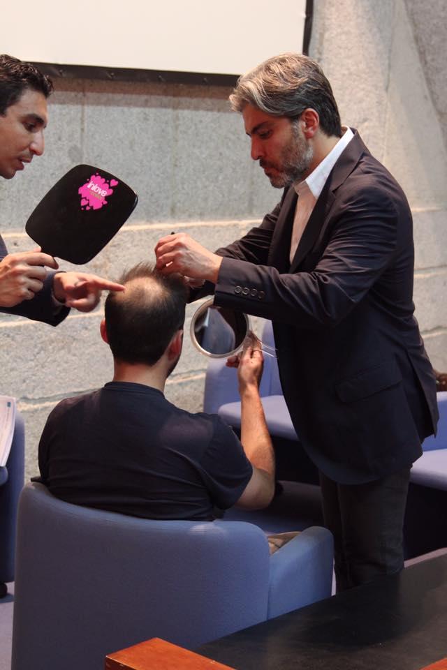Op. Dr. Serkan Aygın saç ekimi