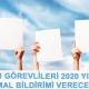 Kamu Görevlileri 2020 Yılında Mal Bildirimi Verecek