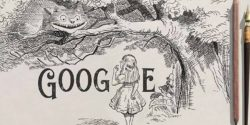 Google Doodle pays tribute to Alice in Wonderland illustrator Sir John Tenniel