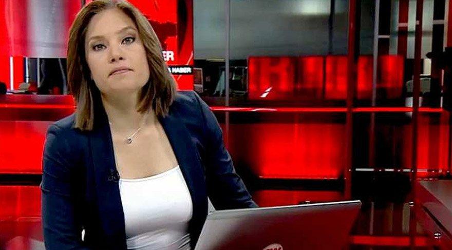 CNN Türk'te yayına çıkartılmayan Nevşin Mengü: Dönücem :) yakında görüşürüz