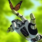 download wallpapers hi tech technology robots mechanism android h