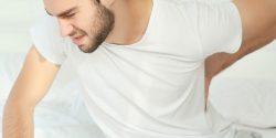 Sırtın sol üst tarafında ağrı nedenleri