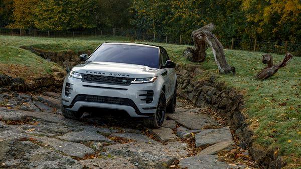 range rover evoque velara cok benzeyen tasarimiyla tanitildi donanimhaberldi