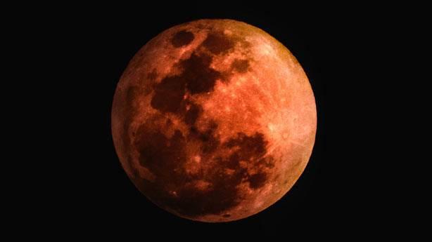 kanli ay tutulmasi nedir kanli ay tutulmasi ne zaman milliyet