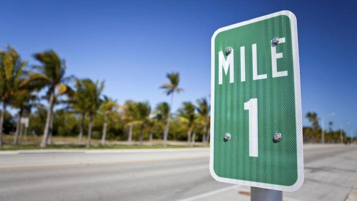 1 mil kaç km dir? Bir mil kaç kilometreye eşittir?